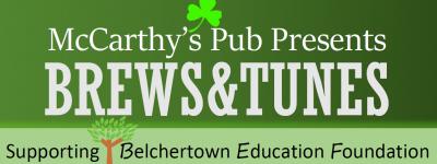McCarthy's Event Header